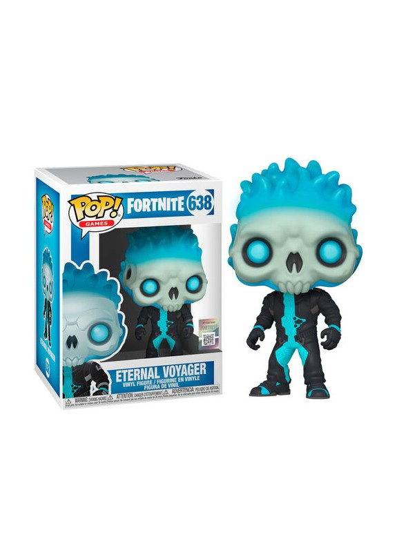 FORTNITE ETERNAL VOYAGER  FUNKO POP #638