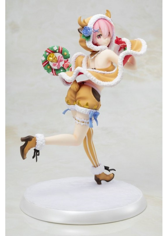 RE ZERO RAM CHRISTMAS MAID VER ST