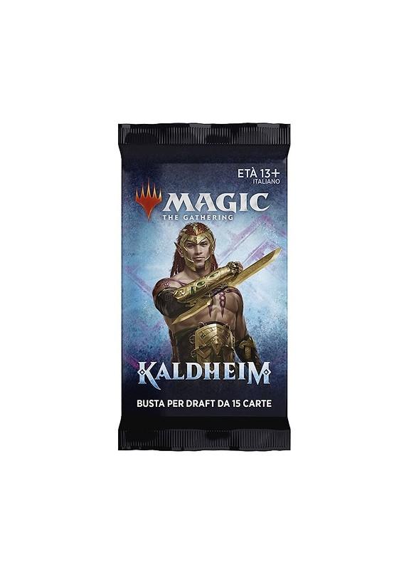 MAGIC KALDHEIM  BUSTINA 15 CARTE