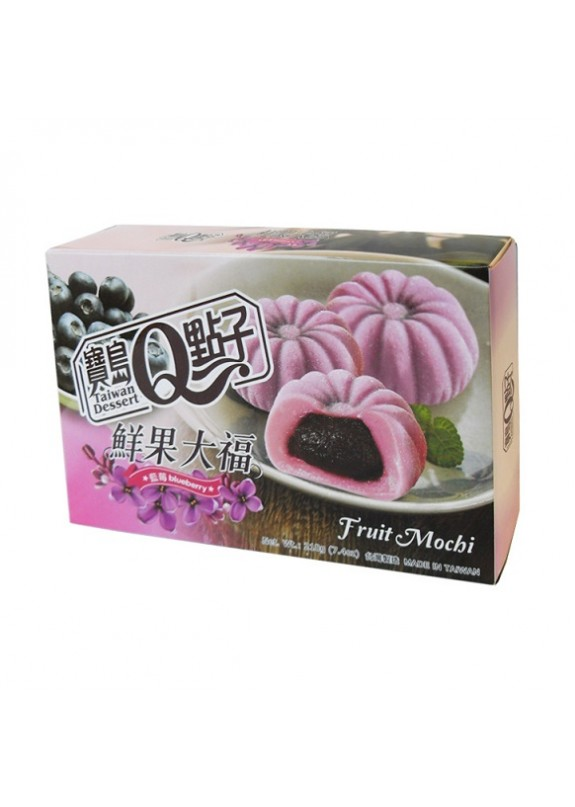 FRUIT MOCHI BLUEBERRY 210g