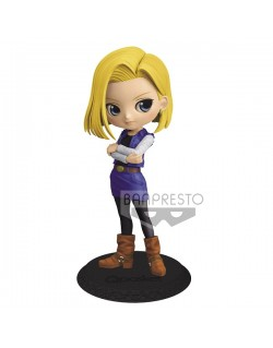 DRAGON BALL Z ANDROID 18 (A VER.) QPOSKET