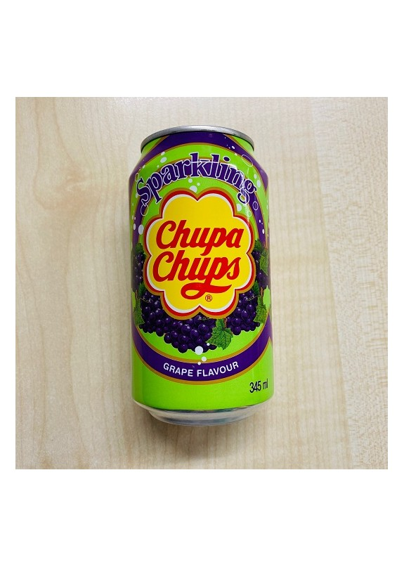 CHUPA CHUPS GRAPE LATTINA 345ml