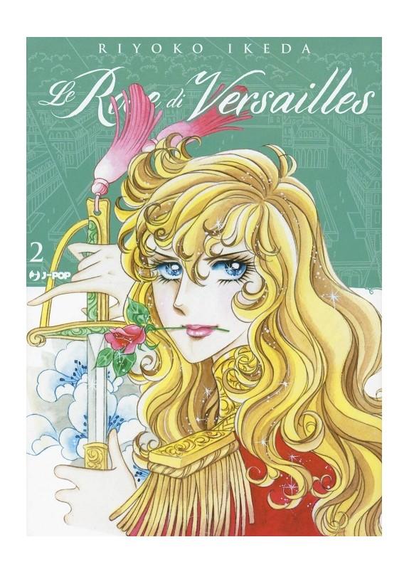 LE ROSE DI VERSAILLES LADY OSCAR COLLECTION VOL.2 (DI 5)