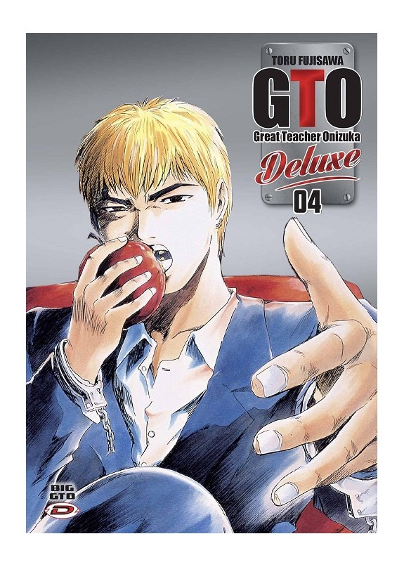 G.T.O. GREAT TEACHER ONIZUKA - BIG G.T.O. DELUXE N.4 (di 13)