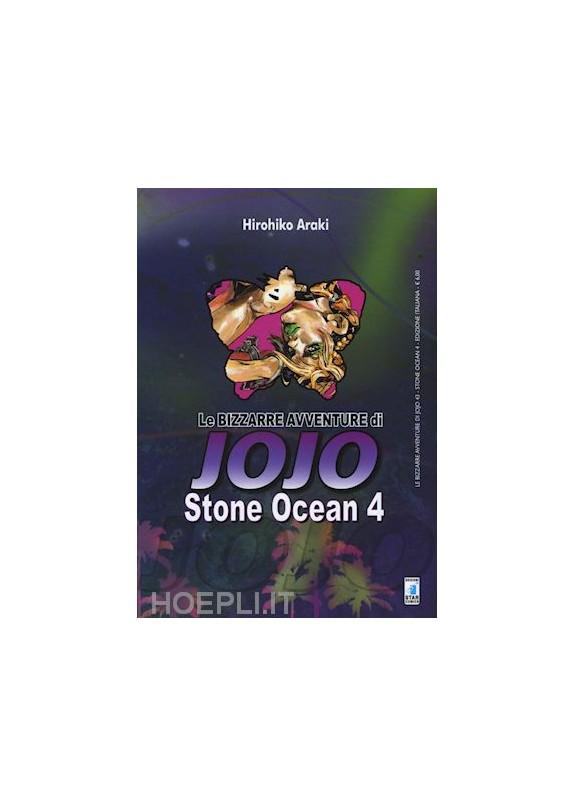 BIZZARRE AVVENTURE DI JOJO N.43 STONE OCEAN N.4 (di 11)