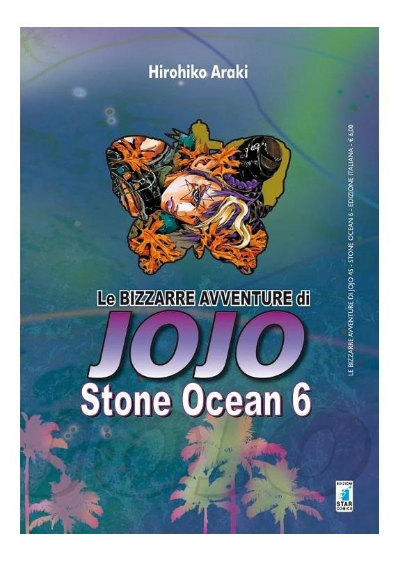 BIZZARRE AVVENTURE DI JOJO N.45 STONE OCEAN N.6 (DI 11)