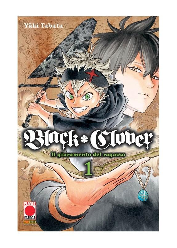 BLACK CLOVER N.1 (RIST)