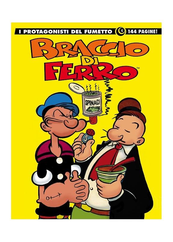 Braccio Di Ferro. I Capolavori Del Fumetto Italiano n.4