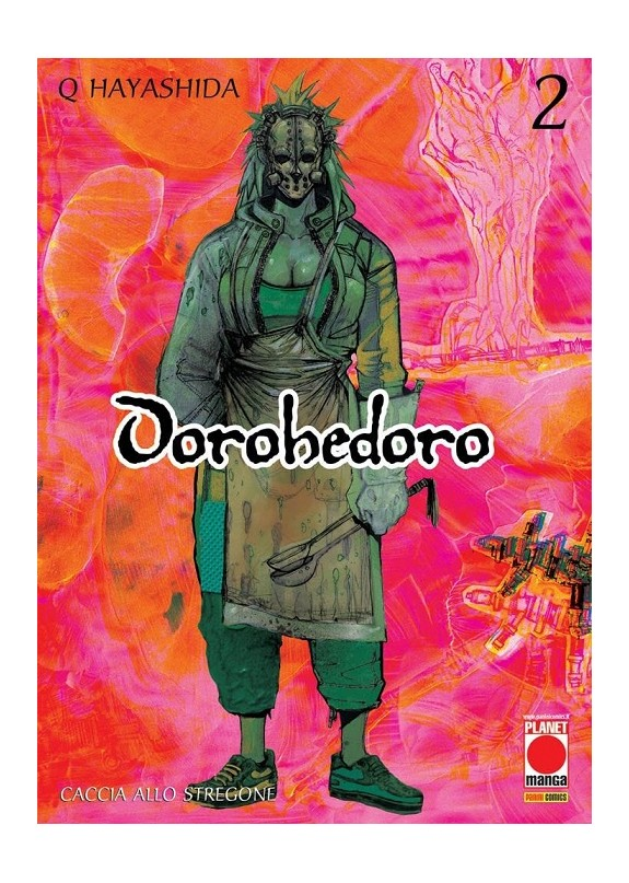 DOROHEDORO N.2 (DI 23)