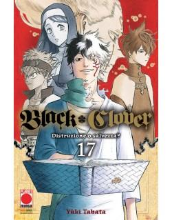 BLACK CLOVER N.17 (rist)
