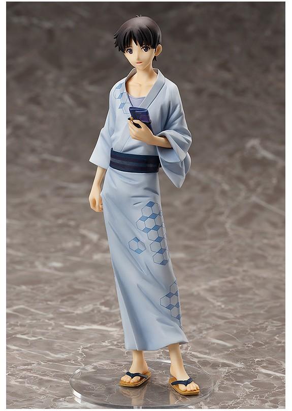EVANGELION SHINJI IKARI YUKATA 1/8 FIGURE