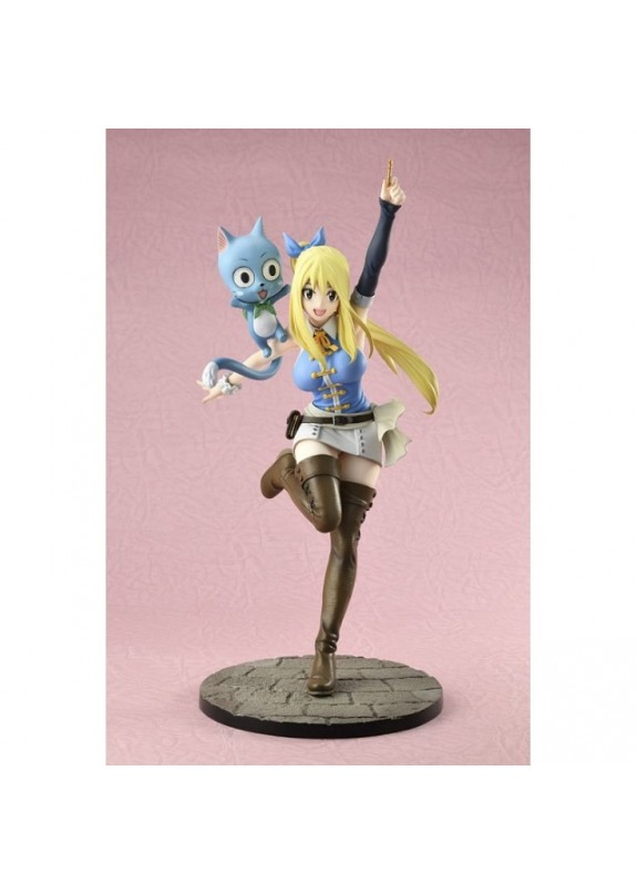FAIRY TAIL FINAL S. LUCY HEARTFILIA FIGURE