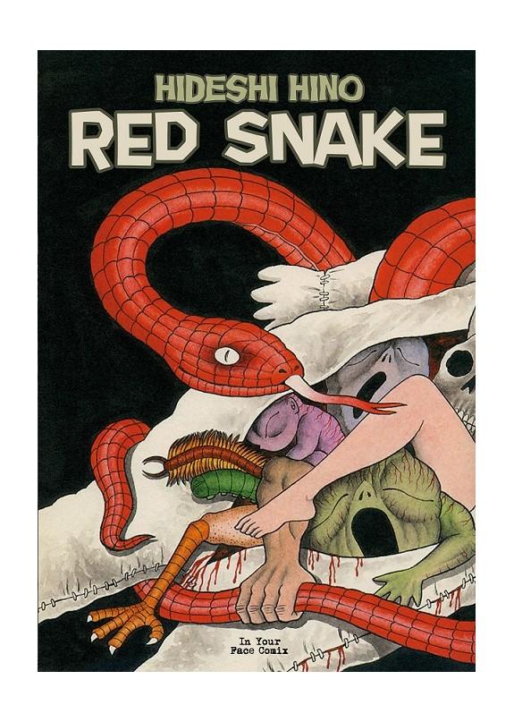 RED SNAKE (VOLUME UNICO)