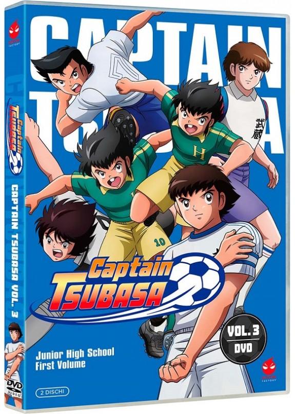 Captain Tsubasa 03 (2 Dvd)