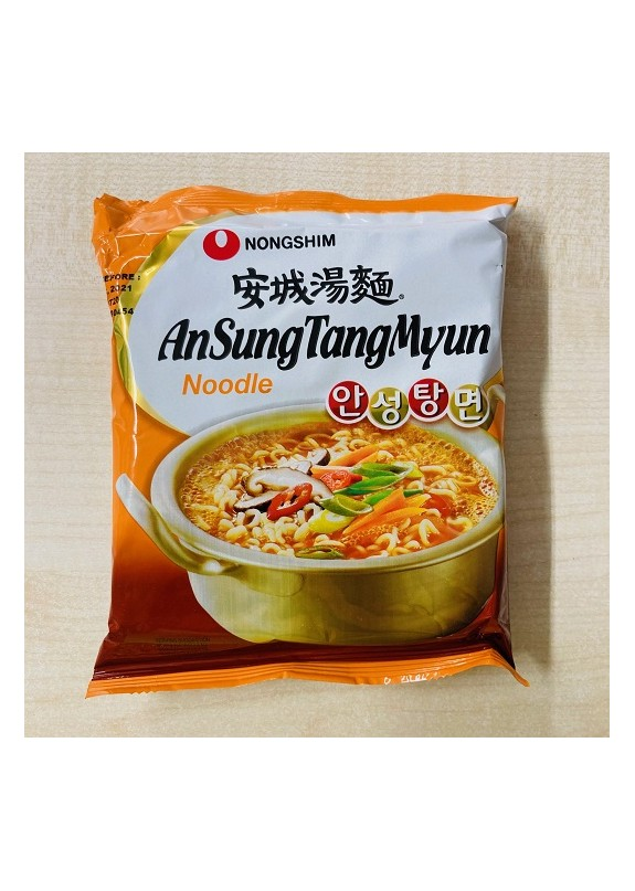 NONGSHIM ANSUNG TANGMYUNNOODLE SOUP PACK 125gr