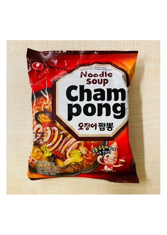 NONGSHIM CHAMPONG NOODLE SOUP PACK 100gr
