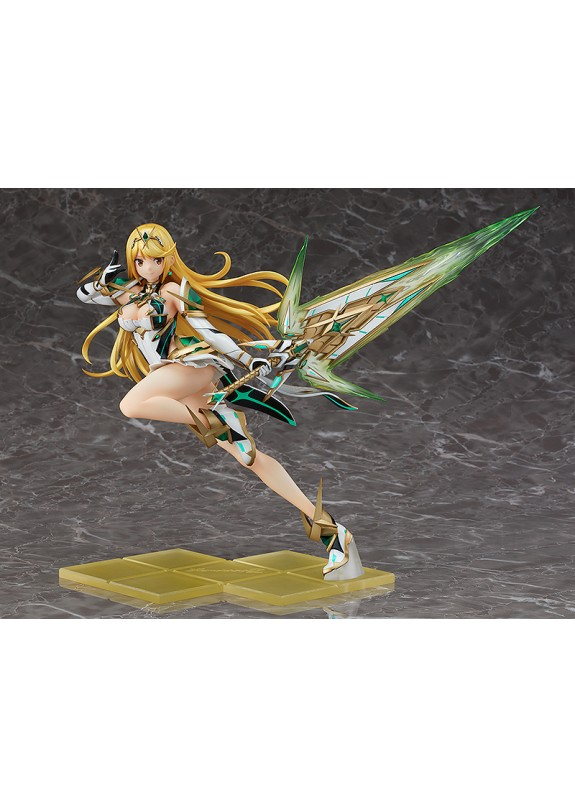 XENOBLADE CHRONICLES 2 MYTHRA STATUE