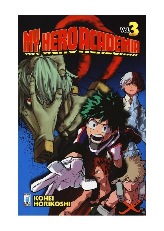 MY HERO ACADEMIA N.3