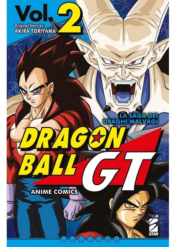 DRAGON BALL GT ANIME COMICS N.2