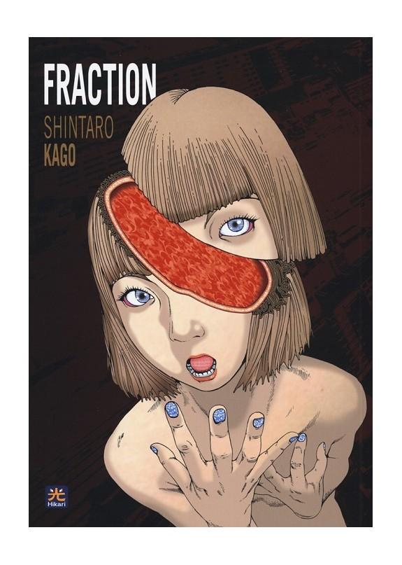 AHINTARO KAGO - FRACTION (VOLUME UNICO)