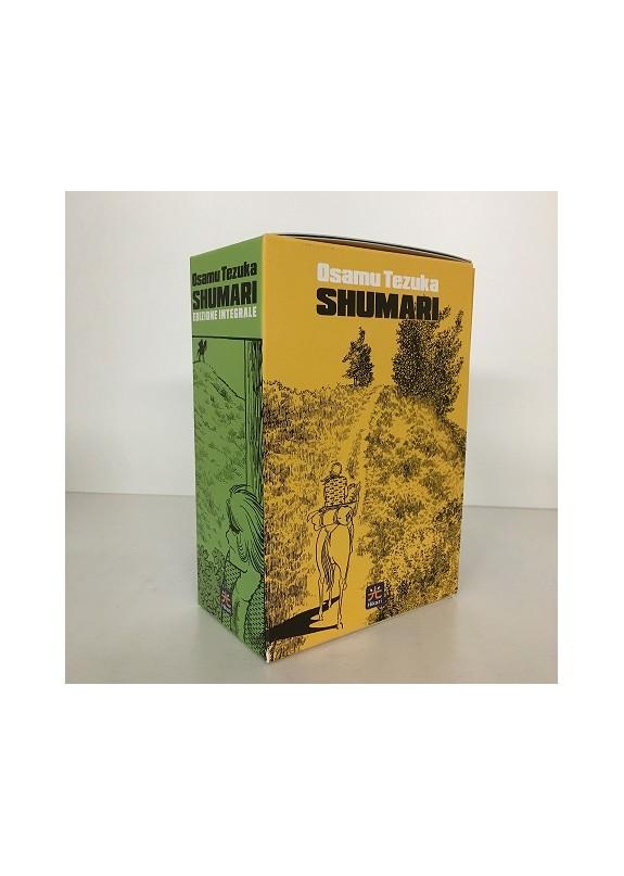 OSAMU TEZUKA - SHUMARI BOX COMPLETO (1-4)