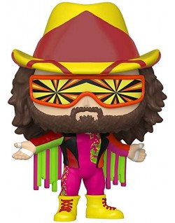 WWE MACHO MAN RANDY SAVAGE  FUNKO POP 79