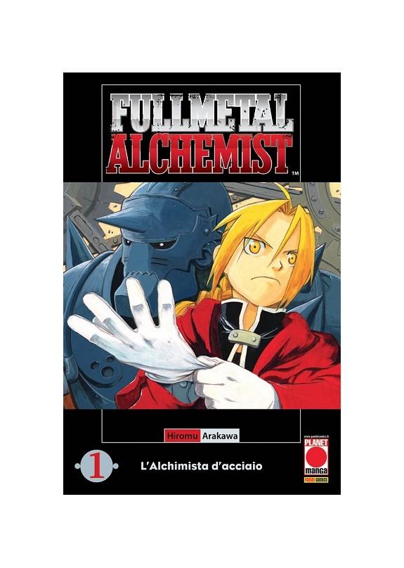 FULLMETAL ALCHEMIST N.1 (RIST) (di 27)