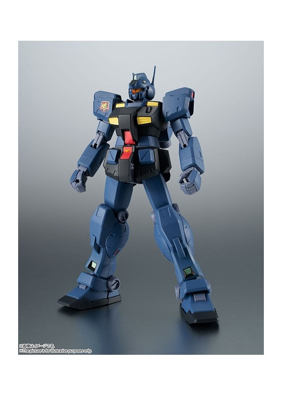 ROBOT SPIRITS RGM-79Q GM QUEL VER ANIME