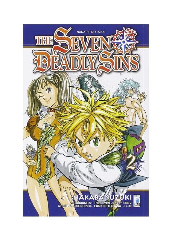 THE SEVEN DEADLY SINS N.2 (di 41)