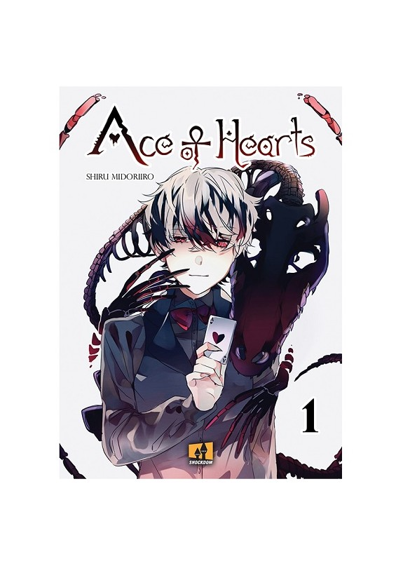 ACE OF HEARTS N.1
