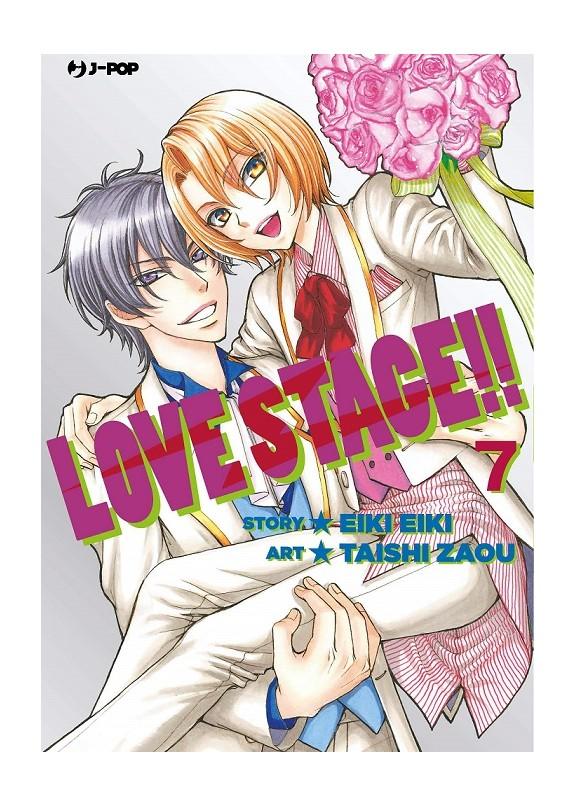 LOVE STAGE N.7 (DI 7)