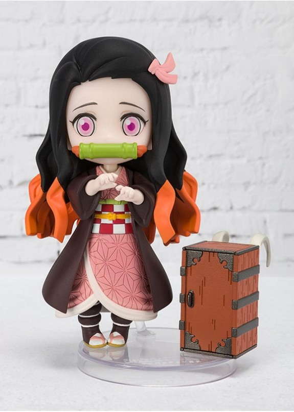DEMON SLAYER NEZUKO KAMADO MINI FIGUARTS