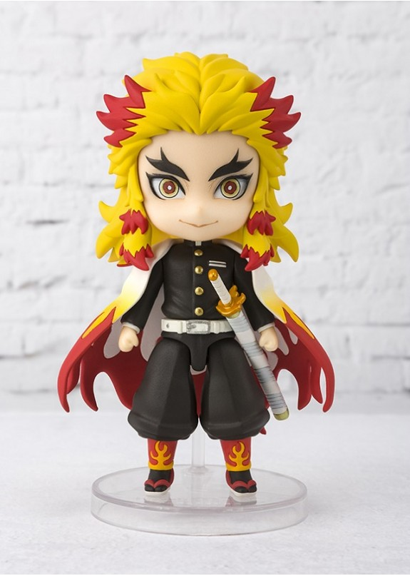 DEMON SLAYER RENGOKU KYOJURO MINI FIGUARTS