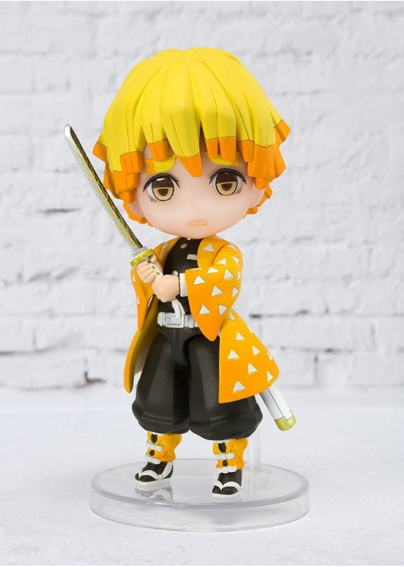 DEMON SLAYER ZENITSU AGATSUMA MINI FIGUARTS