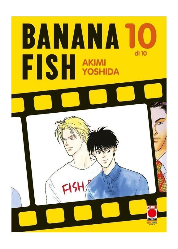 BANANA FISH N.10 (DI 10)