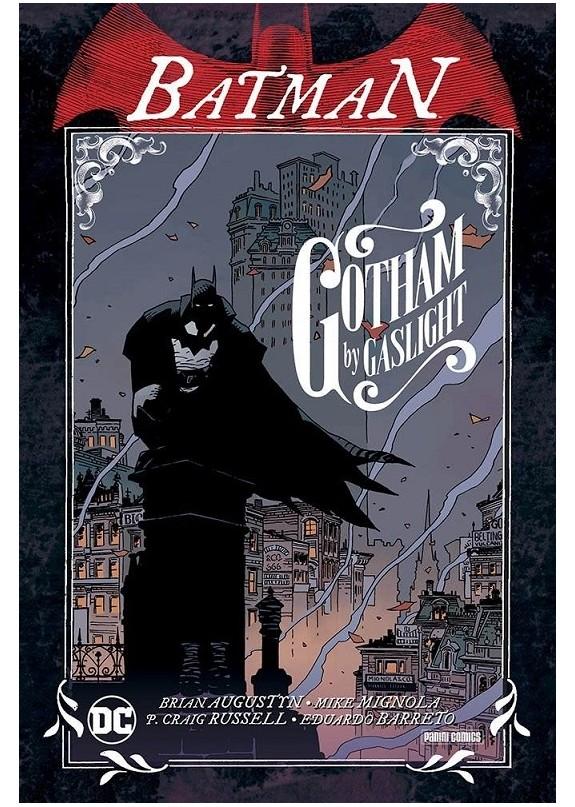 BATMAN GOTHAM BY GASLIGHT (VOLUME UNICO)