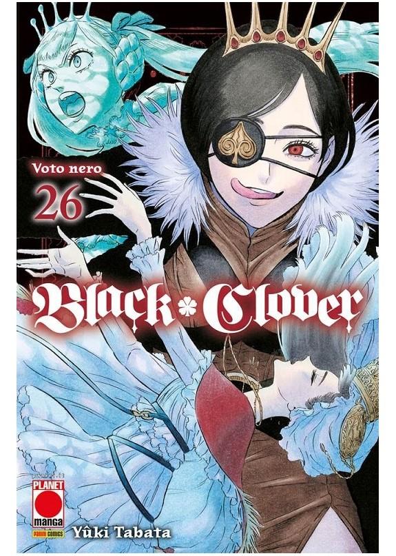 BLACK CLOVER N.26