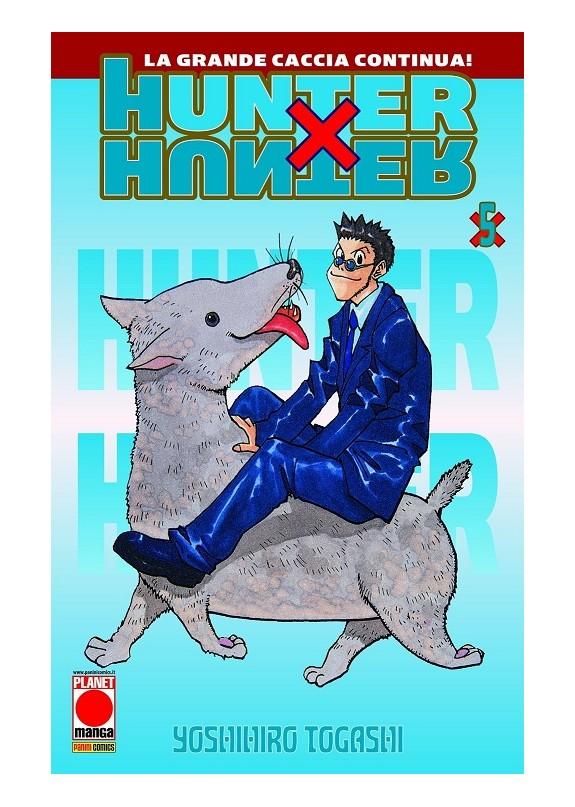 HUNTER X HUNTER N.5