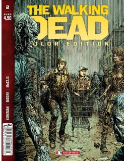 THE WALKING DEAD COLOR EDITION N.2