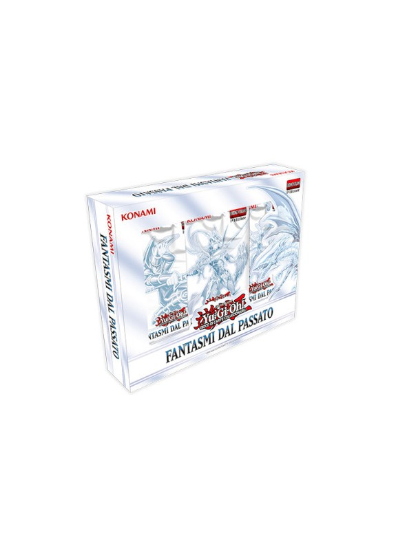 YU-GI-OH! FANTASMI DAL PASSATO collector set