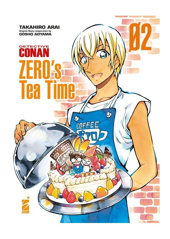 DETECTIVE CONAN ZERO'S TEA TIME N.2