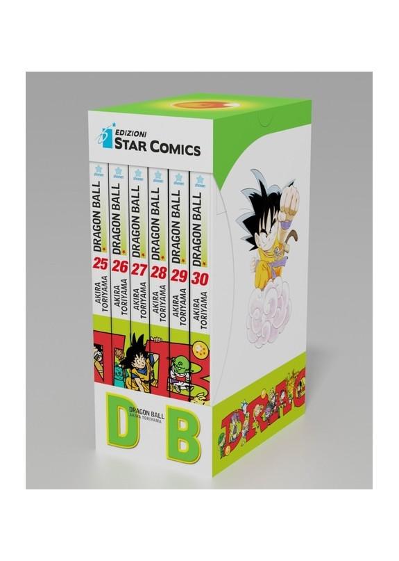 DRAGONBALL EVERGREEN COLLECTION BOX 5 (DI 7)  (vol.25-30)