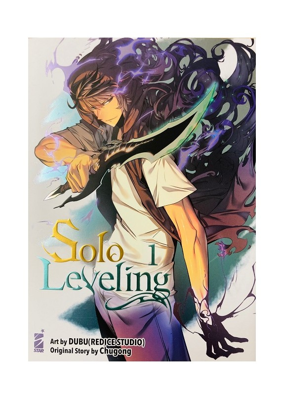 SOLO LEVELING N.1 LIMITED EDITION