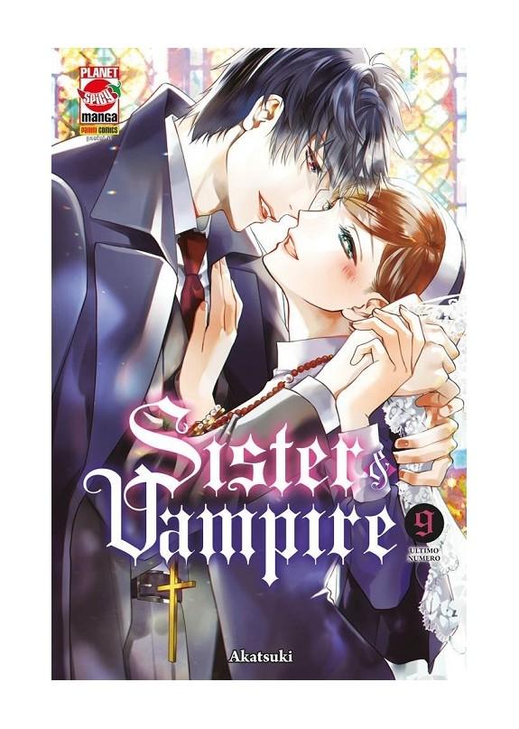 SISTER & VAMPIRE N. 9