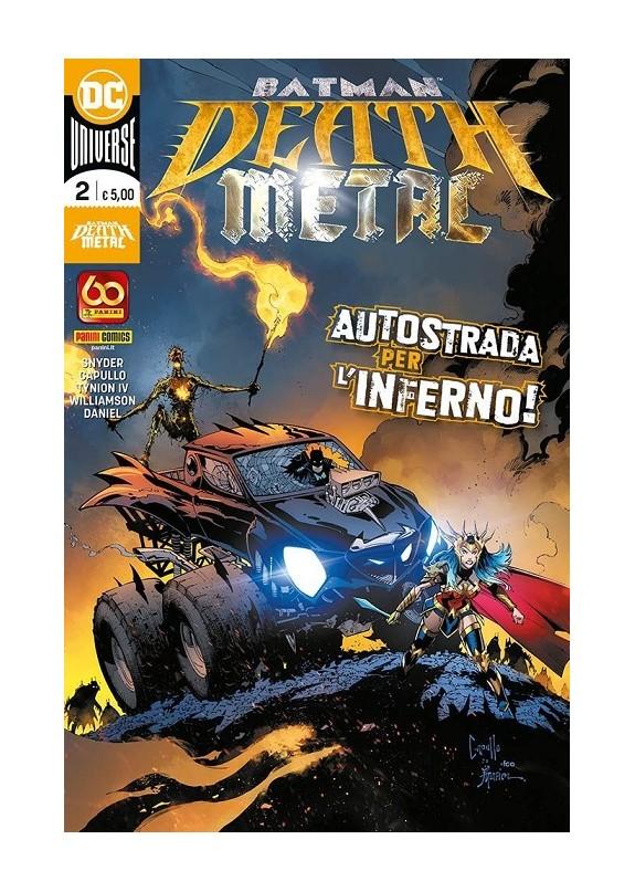 BATMAN DEATH METAL N.2