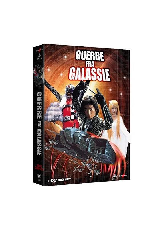 GUERRA FRA GALASSIE BOX SET (4 Dvd)