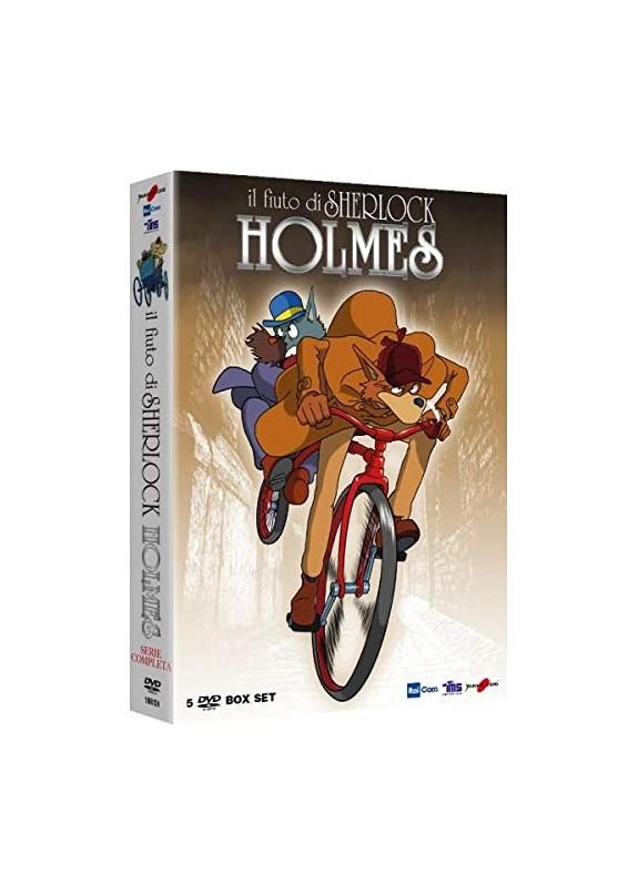IL FIUTO DI SHERLOCK HOLMES BOX SET (5 Dvd)