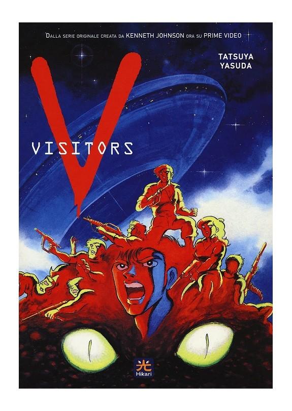 V VISITORS (VOLUME UNICO)