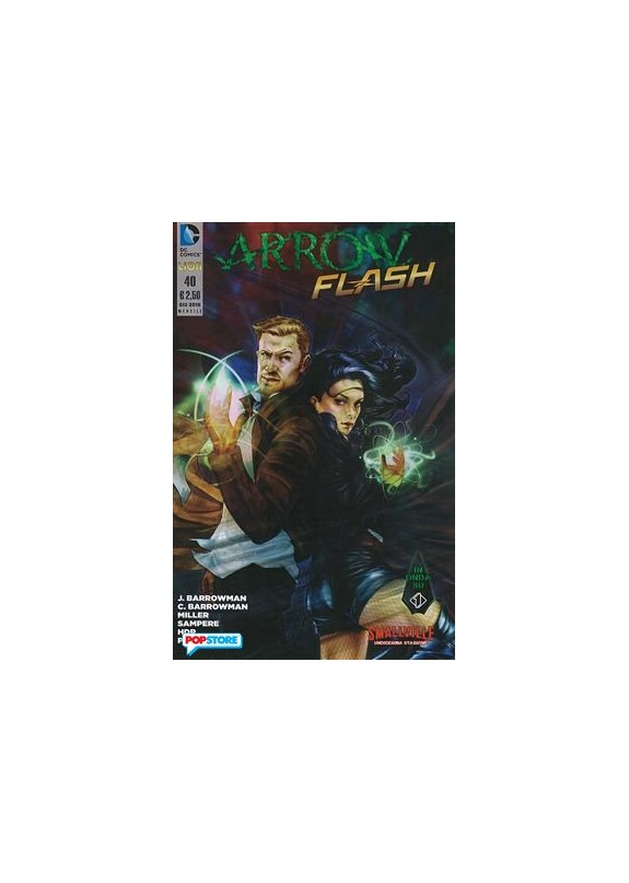ARROW FLASH N.40