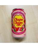 CHUPA CHUPS STRAWBERRY CREAM LATTINA 345ml